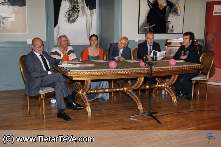 Guillermo Summers en el IX Festival Luigi Boccherini del 2015