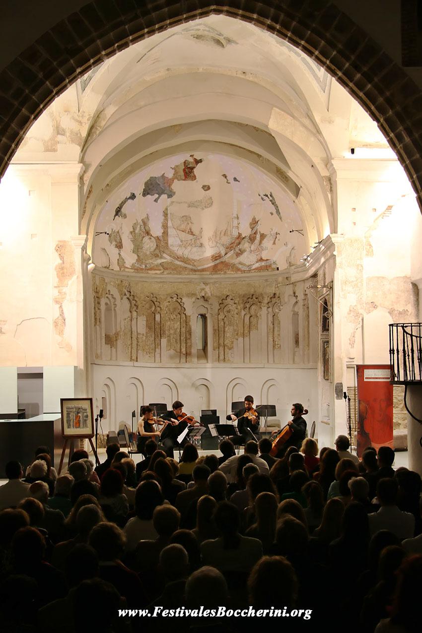Festivales Boccherini en Talavera de La Reina 2016
