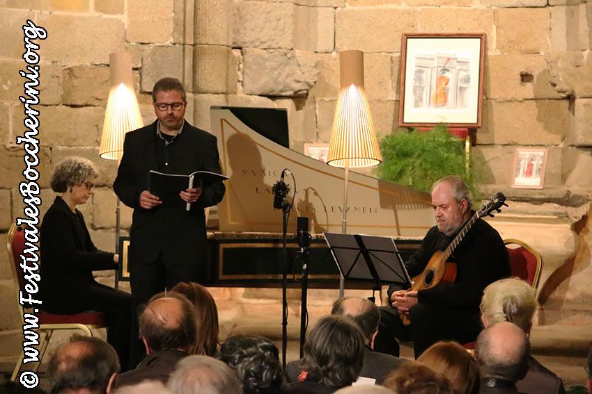 VI Alcántara con Boccherini - Festivales Boccherini