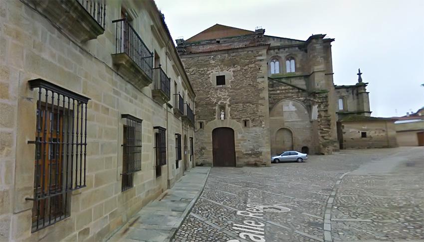 Convento San Benito Alcántara
