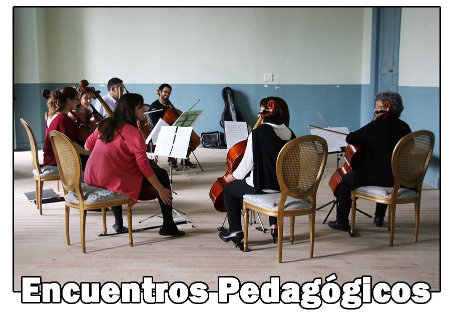 Encuentros Pedagógicos