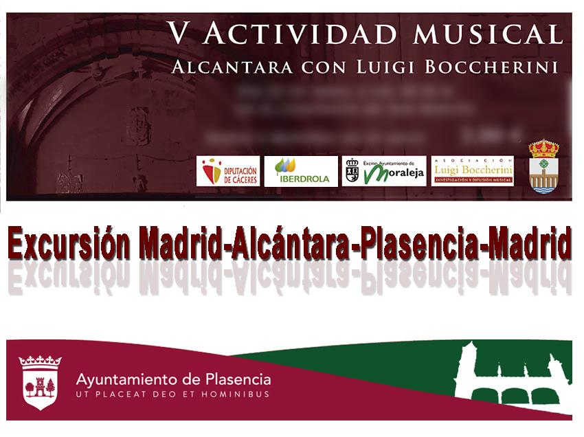Excursión Alcántara - Plasencia
