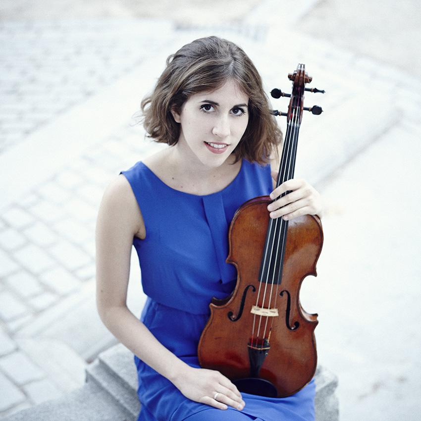 Paula García Morales - Viola
