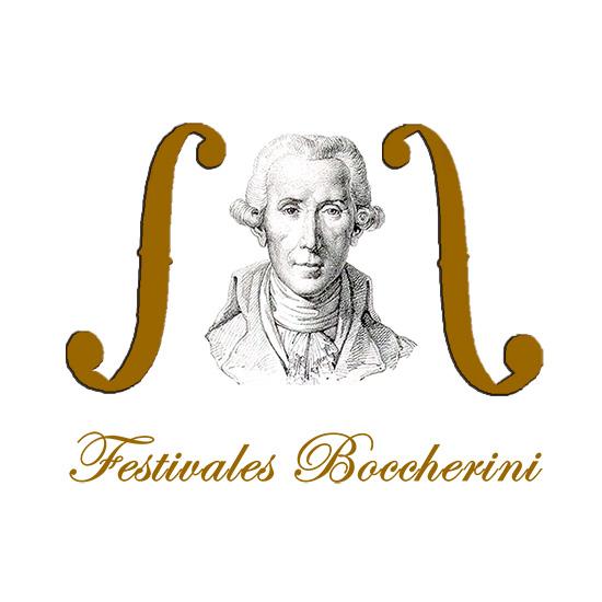 Logotipo Festivales Boccherini
