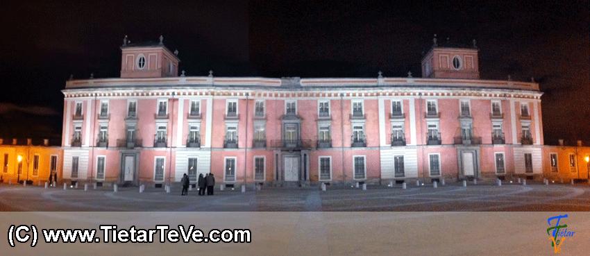 Palacio del Infante don Luis de Borbón en Boadilla del Monte