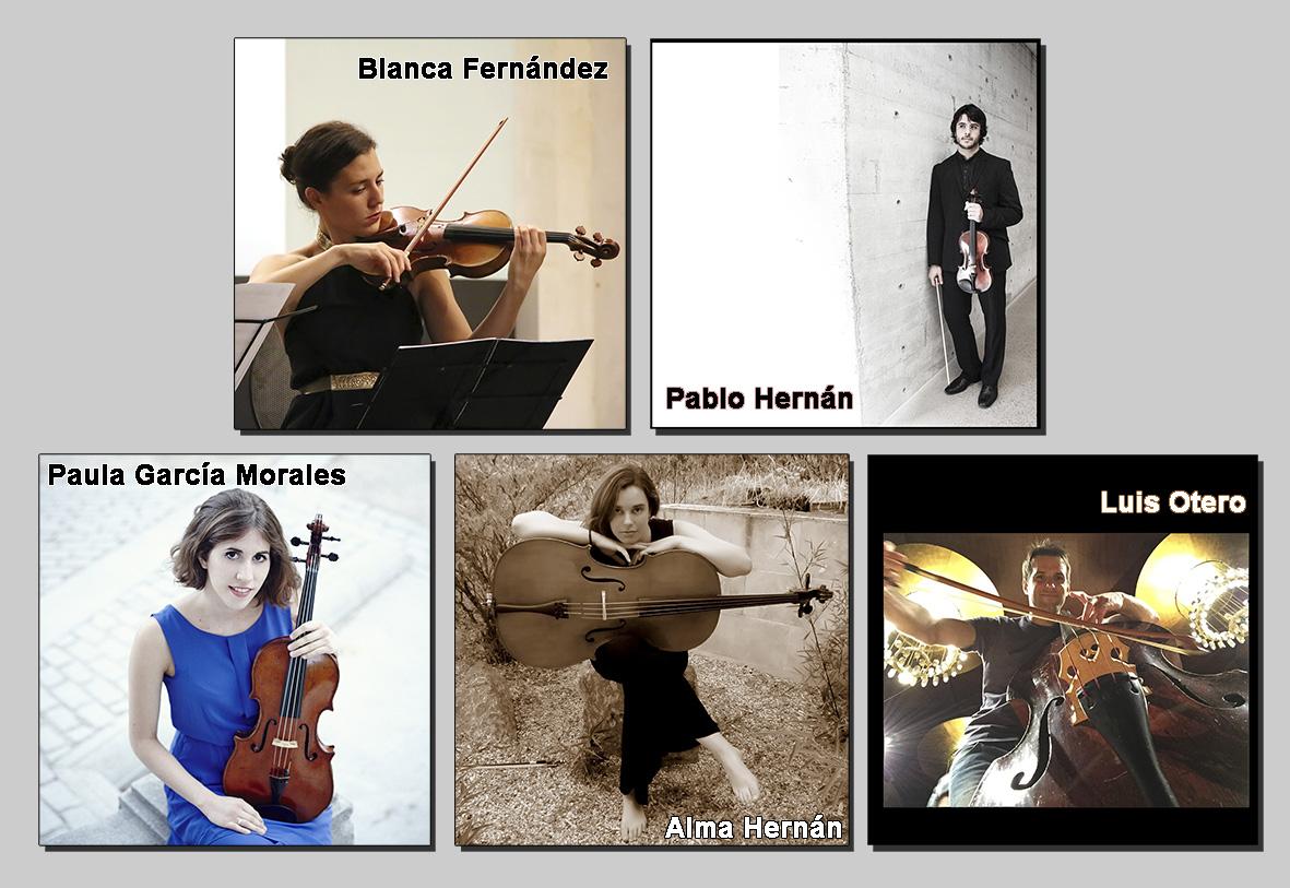 Quinteto Barbican - XI Festival Luigi Boccherini