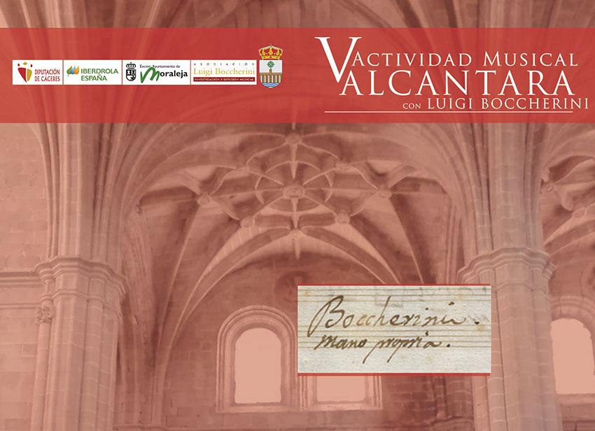 V Actividad Musical Alcántara con Luigi Boccherini