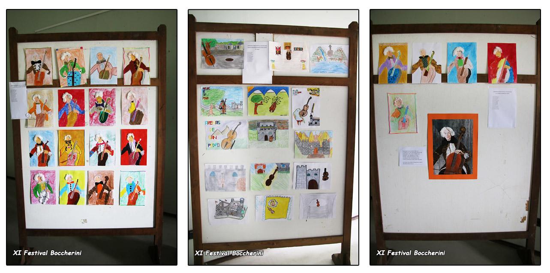 Concursos de Dibujos y Relatos - XI Festival Boccherini - Arenas de San Pedro