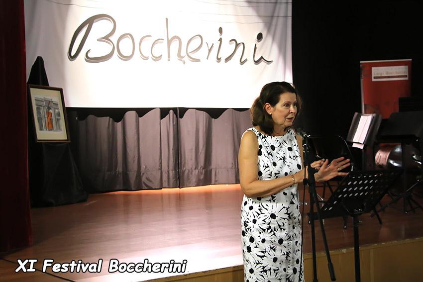 Babette Kaiserkern en el XI Festival Boccherini