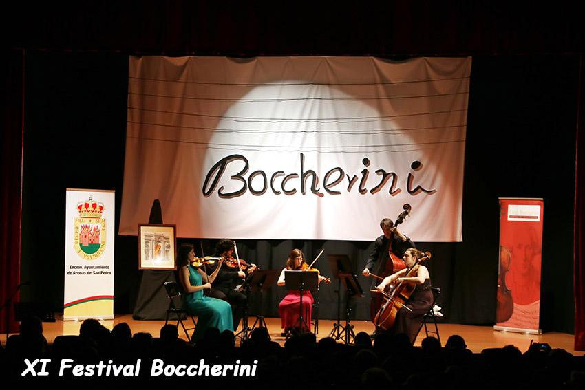 Concierto del Quinteto Barbican en Arenas de San Pedro