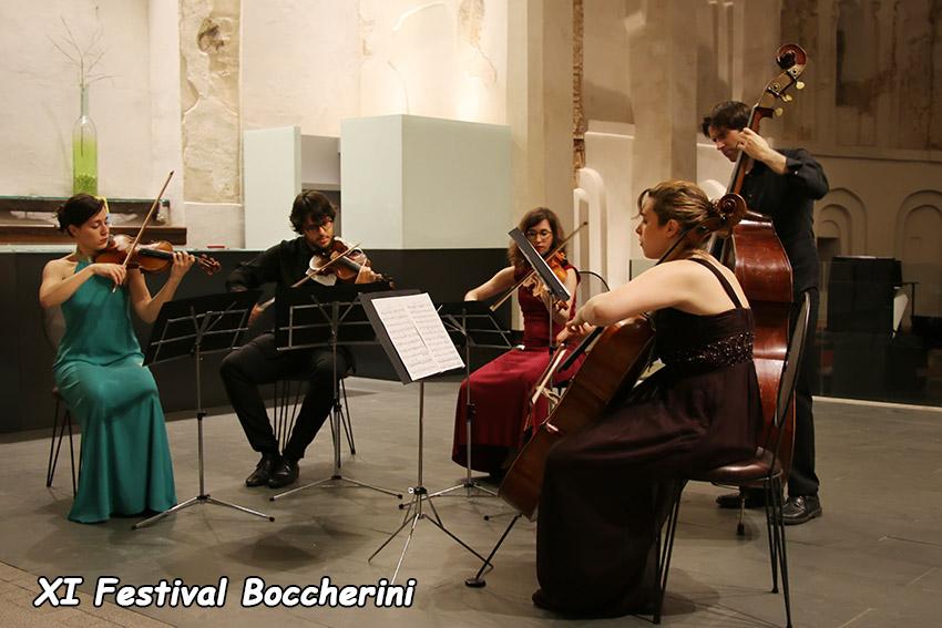 Concierto del Quinteto Barbican en Talavera de La Reina