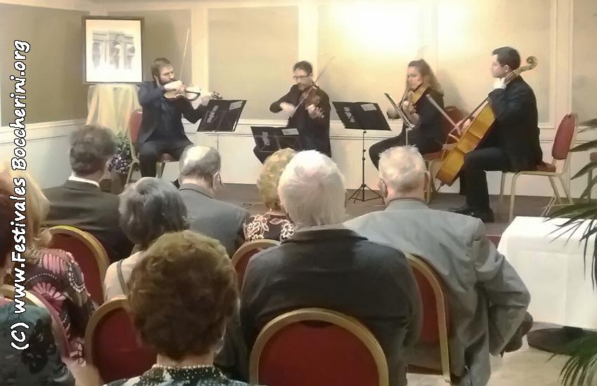 XV Velada Musical en Madrid - Festivales Boccherini