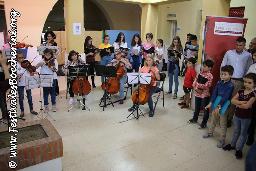 Conciertos en la Calle - XII Festival Boccherini - Arenas de San Pedro - Festivales Boccherini