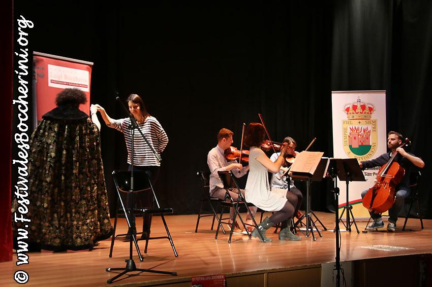 Conciertos Didácticos en el XII Festival Boccherini - Arenas de San Pedro - Festivales Boccherini