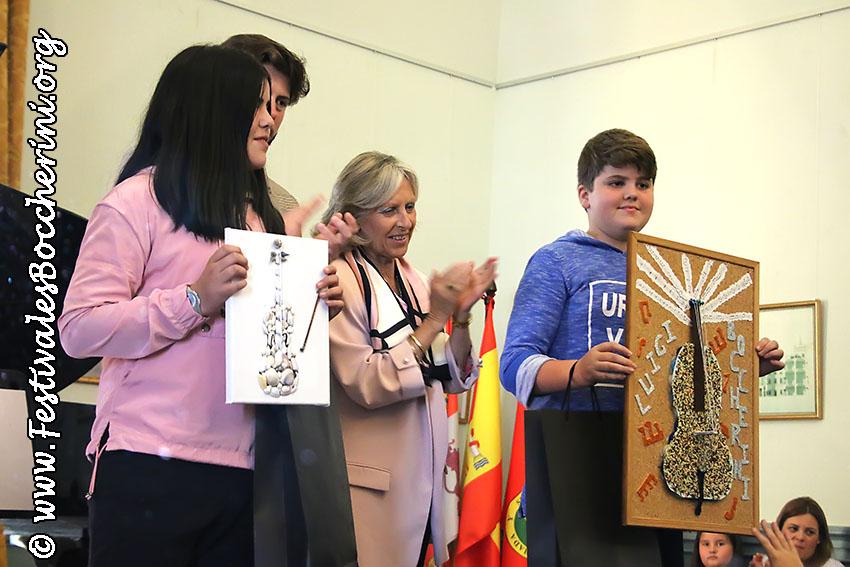 Concurso de Dibujos - XII Festival Boccherini - Arenas de San Pedro - Festivales Boccherini