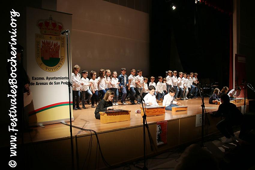 Concierto Escuela Municipal de Música Luigi Boccherini - XII Festival Boccherini - Arenas de San Pedro - Festivales Boccherini