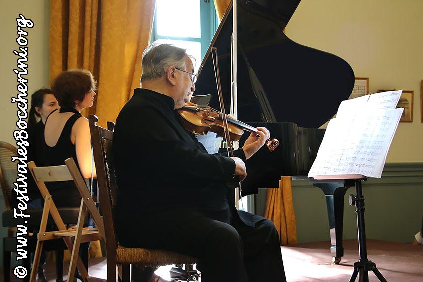 Recital de Maurice Hasson y María Canyigueral - XII Festival Boccherini - Arenas de San Pedro - Festivales Boccherini