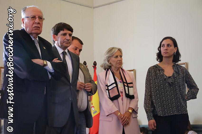 Inauguración del XII Festival Boccherini - Arenas de San Pedro - Festivales Boccherini