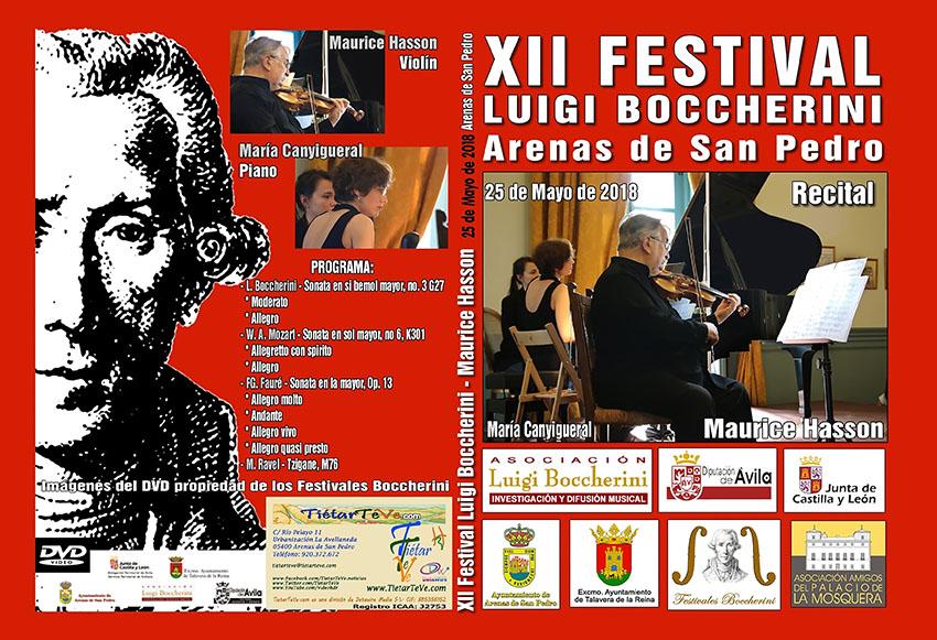 2018-05-25 XII-FLB-DVD-RecitalMaurice
