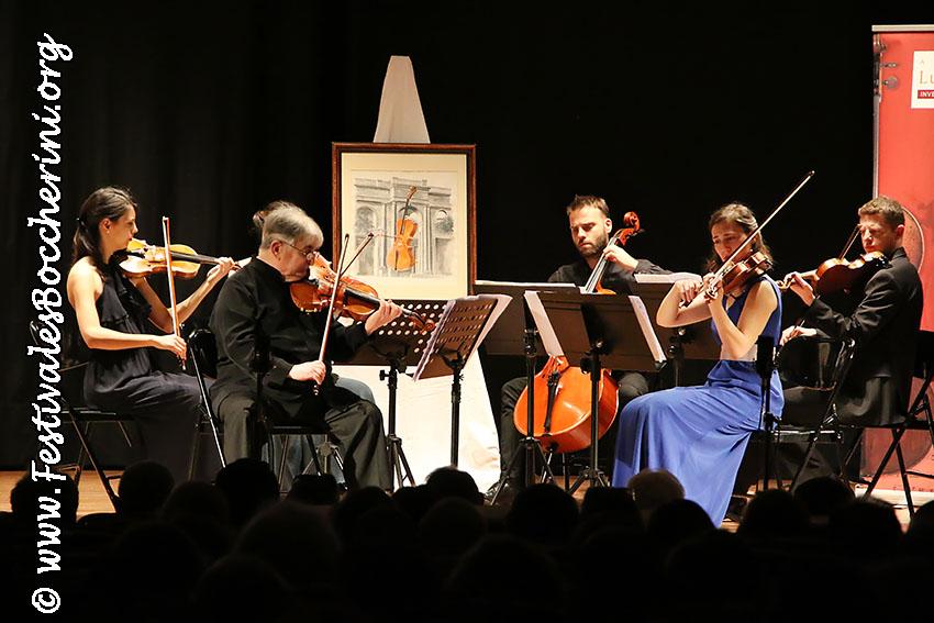 Concierto de Uffizi Ensemble en Arenas de San Pedro - XII Festival Boccherini - Festivales Boccherini