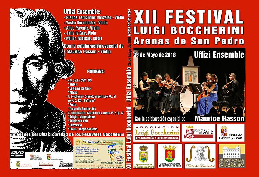 2018-05-26 XII-FLB-DVD-Uffizi-Arenas