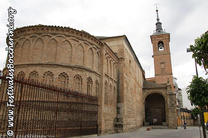 Iglesia de El Salvador de Talavera de La Reina - XII Festival Boccherini - Festivales Boccherini