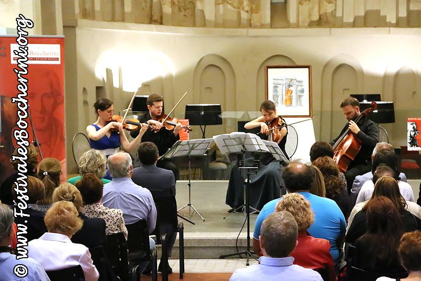 Concierto de Uffizi Ensemble en Talavera de La Reina - XII Festival Boccherini - Festivales Boccherini