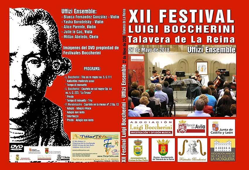 2018-05-27 XII-FLB-DVD-Uffizi-Talavera