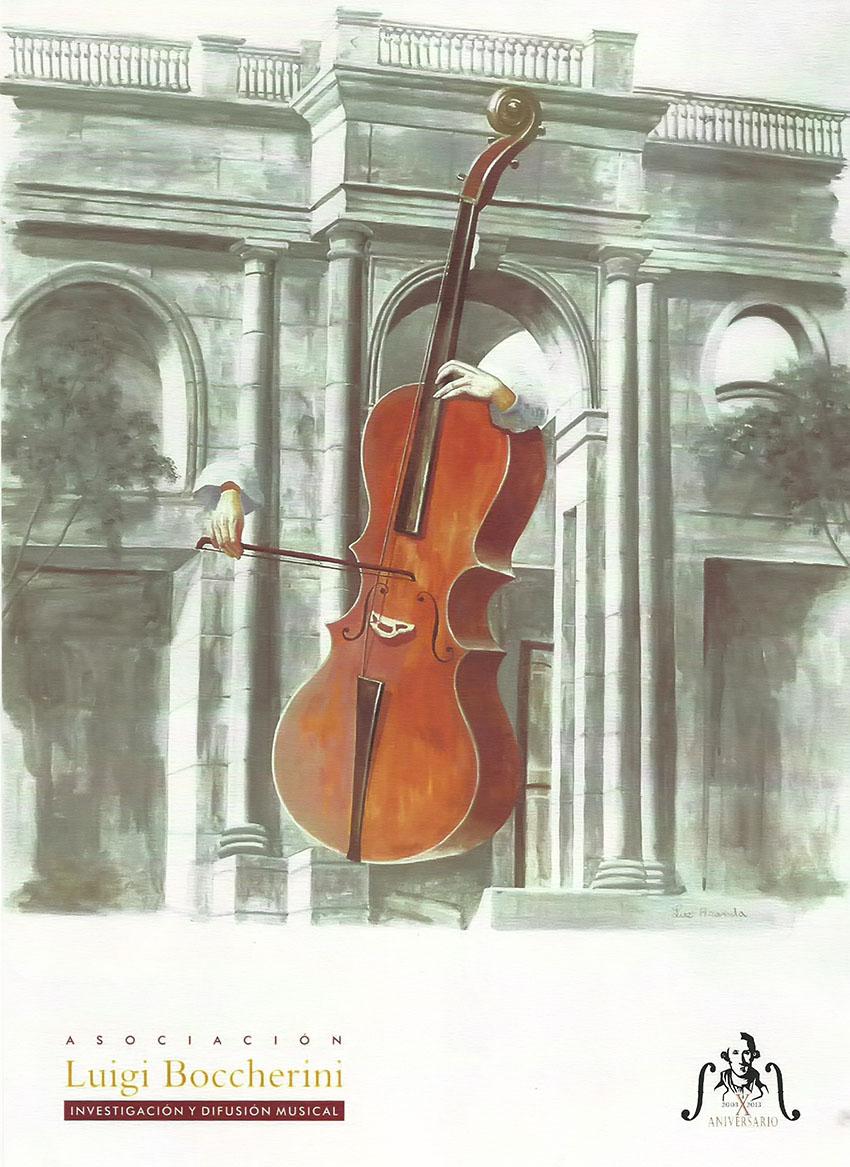 Cuadro Boccherini - Festivales Boccherini