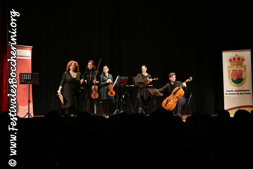 Conciertos Didácticos - Festivales Boccherini
