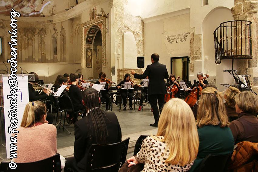 Concierto de la EMM de Arenas de San Pedro - Festivales Boccherini