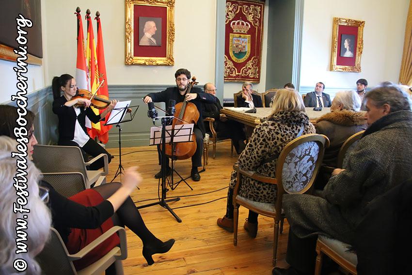Concierto Inaugural - Festivales Boccherini