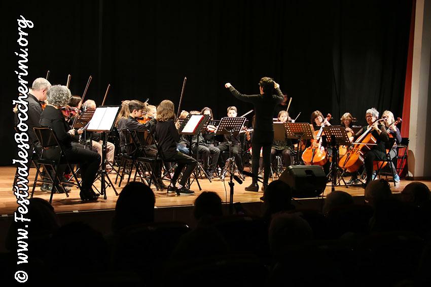 Concierto de la EMM Luigi Boccherini de Arenas de San Pedro - Festivales Boccherini
