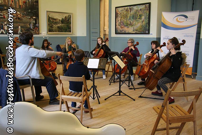 Encuentros Pedagógicos - Festivales Boccherini