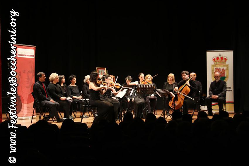 Concierto Principal del XIII Festival Boccherini