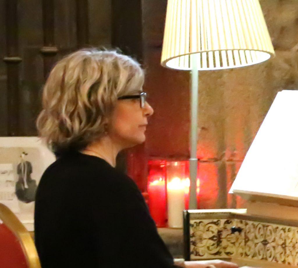Isabel Lozano, Directora Artística del XIV FLB