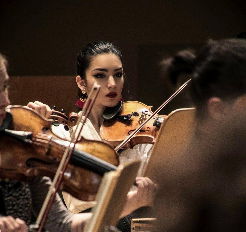 Alara Müftüoglu Barbas - XIV Festival Boccherini - Cuarteto Cézanne