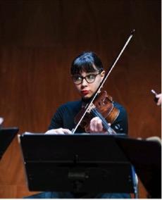 Helena Reguera Rivero - Cuarteto Cézanne - XIV Festival Boccherini