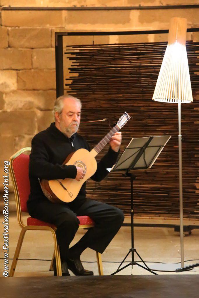 Miguel Ángel Jiménez Arnáiz - Guitarra - Festivales Boccherini