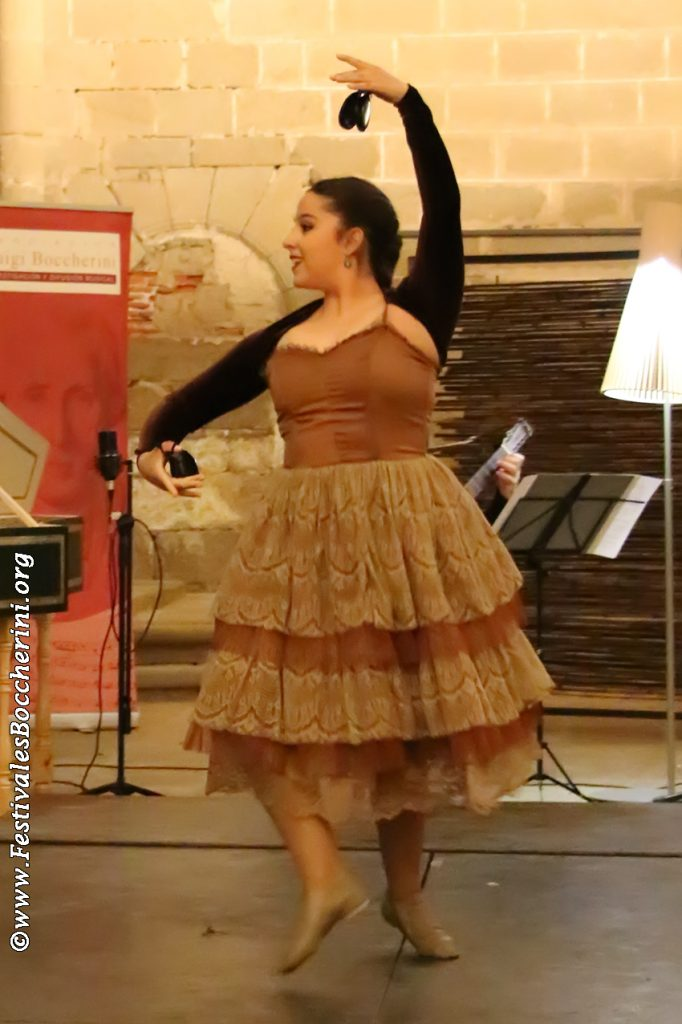Raquel Martínez del Espino (baile)