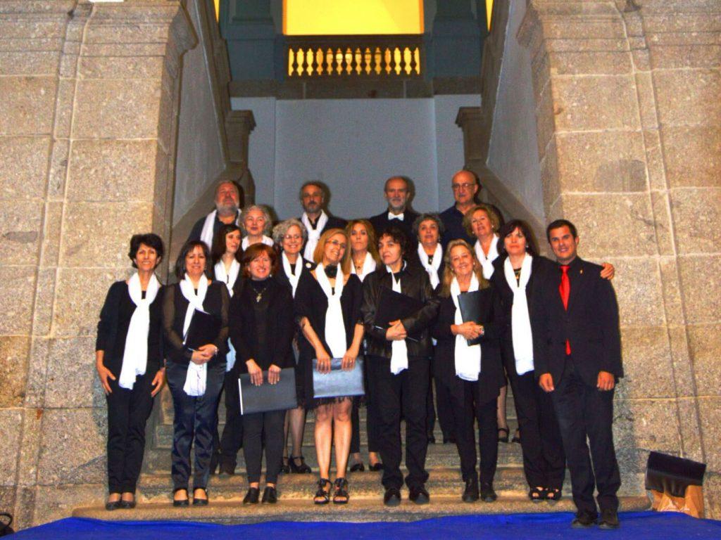 """Coro de la Escuela Municipal de Música """"Luigi Boccherini"""" de Arenas de San Pedro"""